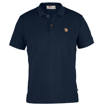 Fjallraven Ovik Polo Shirt - Navy