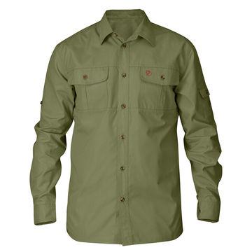Fjallraven Singi Trekking Shirt - Green