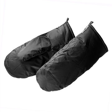 Hestra Primaloft Extreme Mitten Liners - Black