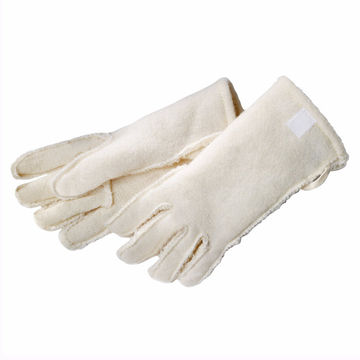 Hestra Wool Glove Liners - Off-white