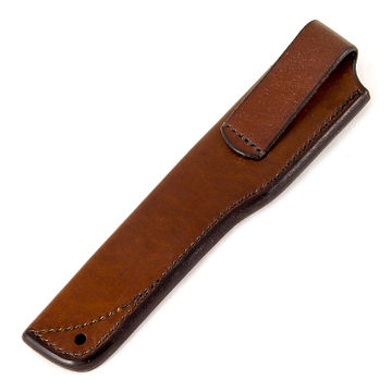 Ray Mears Leather Knife Sheath - Belt