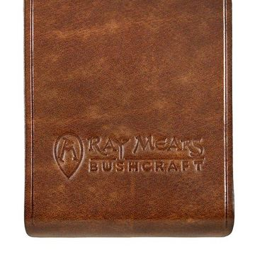 Ray Mears Leather Compass Case