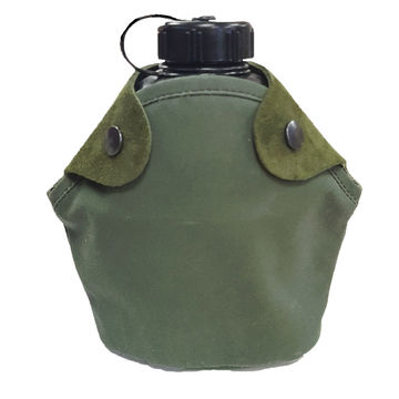 Ray Mears Water Bottle Cover
