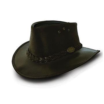 Rogue 171C Oiled Suede Packaway Hat