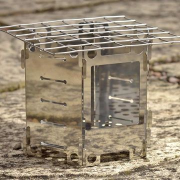 The Honey Stove - Stainless Steel