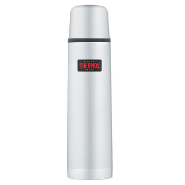 Thermos Light and Compact Flask 1.0L Stainless Steel