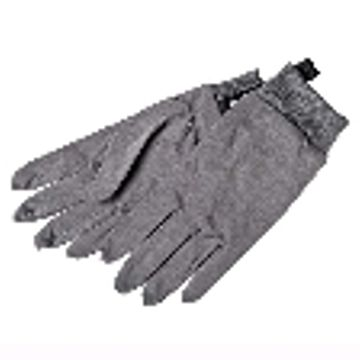 Hestra Merino Wool Glove Liners - Dark Grey