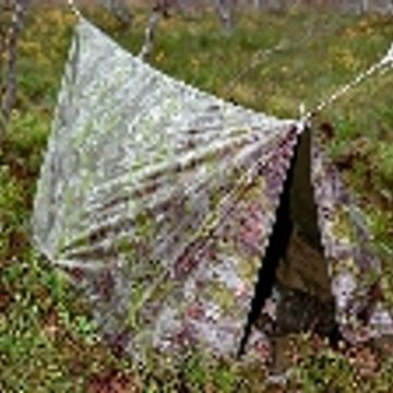 The Jervenbag King Size - Mountain Camo