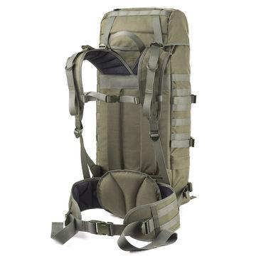 Savotta Jääkäri L 40 - 60 litre Backpack - Olive Green