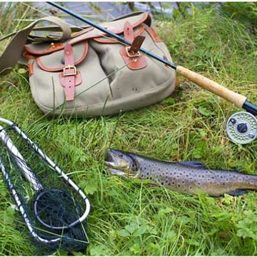Fishing Clothing and Equipment