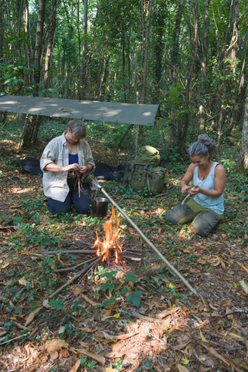 Fundamental Bushcraft Severnside
