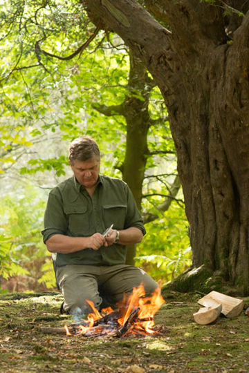 The Journeyman Course with Ray Mears