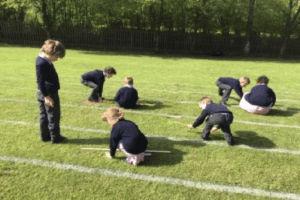 maths running challenge