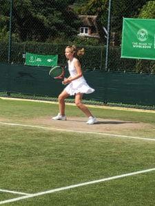 Evie Bishop - Road to Wimbledon