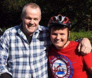Henry Willes bike ride