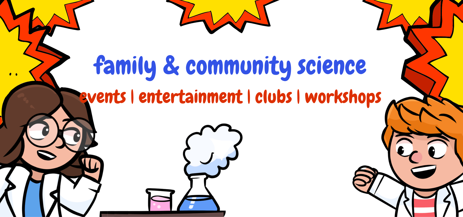 Family & community events image
