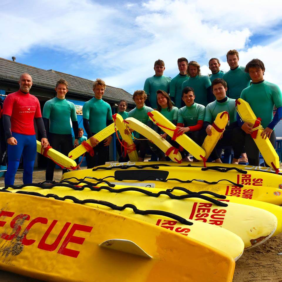 RLSS Beach Lifeguard Course