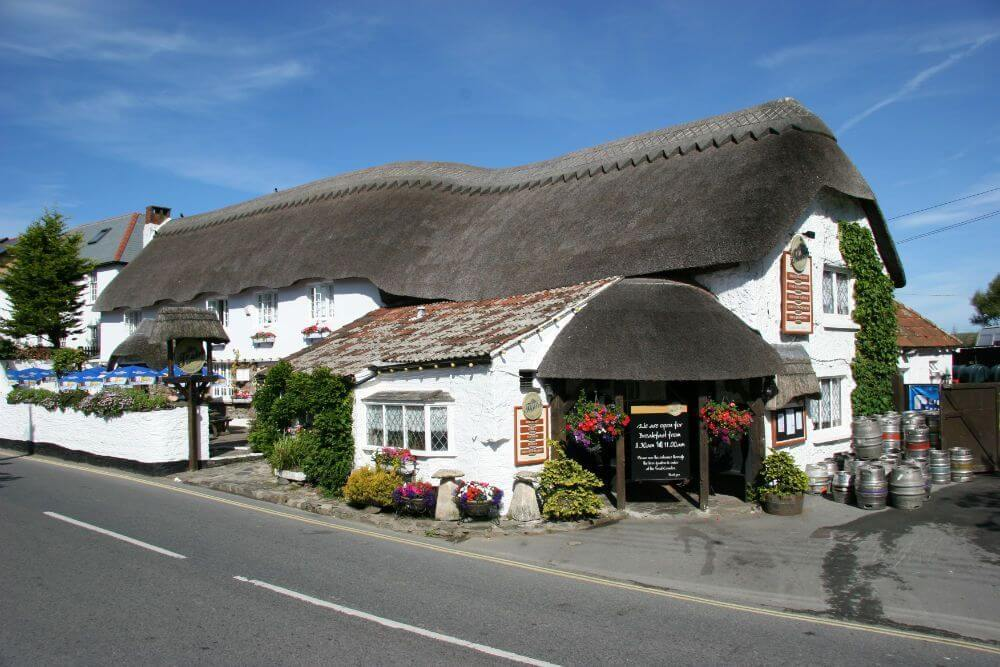 The Thatch accommodation in Croyde
