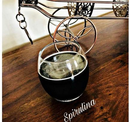 Spirulina - Smoothie Ingredient