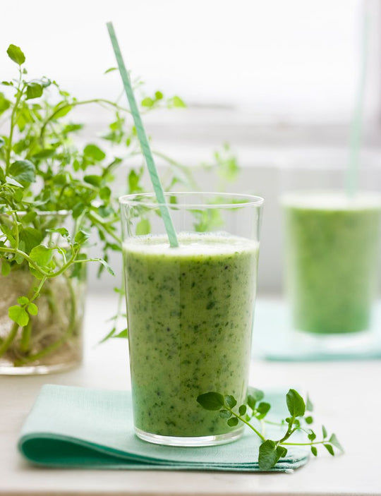 Green Fiend Superfood Smoothie