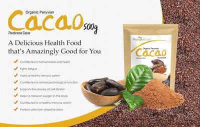 Poudre de Cacao Bio