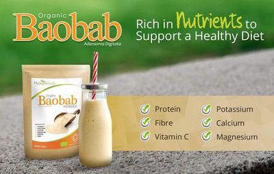 Polvo Orgánico Baobab