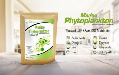 Marine Phytoplankton Powder (100g/3.5 oz)