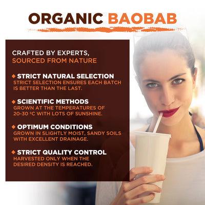 Organic Baobab Powder (1lb)