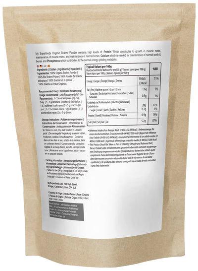 Organic Brahmi Powder