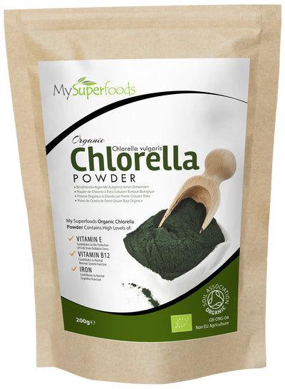Clorella in Polvere Biologica