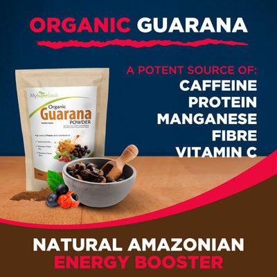 Bio Guarana Pulver
