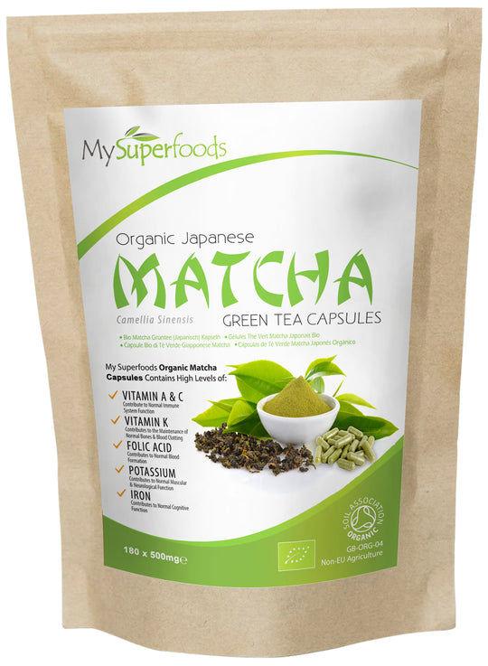 Capsule Matcha Organiche