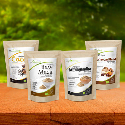 Reduced Anxiety and Stress Superfood Bundle