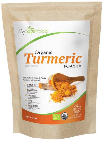 Organic Turmeric Powder (1lb)