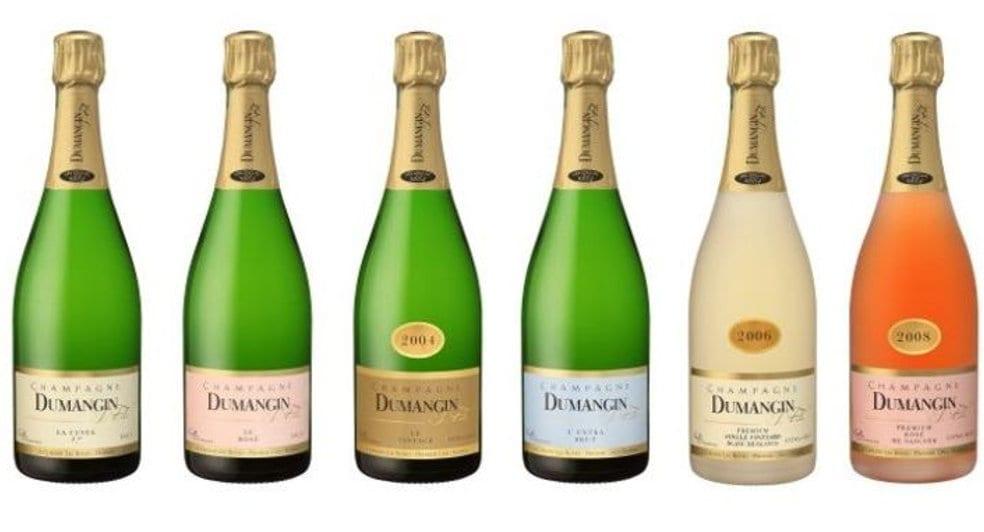 Premier Cru Champagnes – Champagne Dumangin