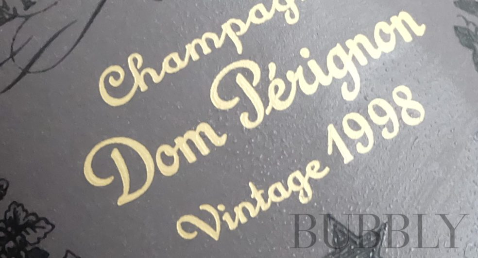 disgorgement of champagne