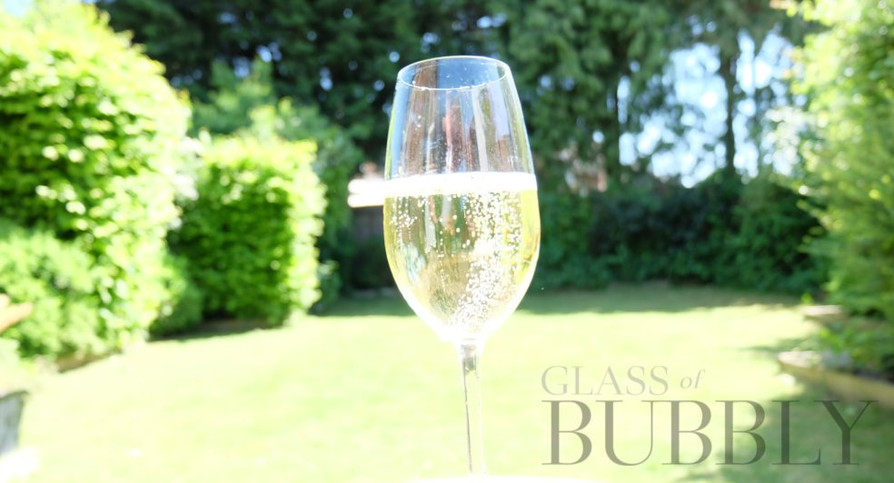 A Glass of Sussex