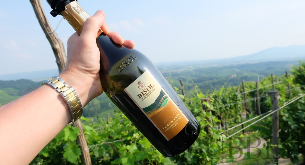 Visit the Prosecco Superiore Hill with Bisol