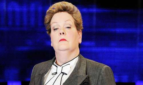 Celebrity Interview: Anne Hegerty