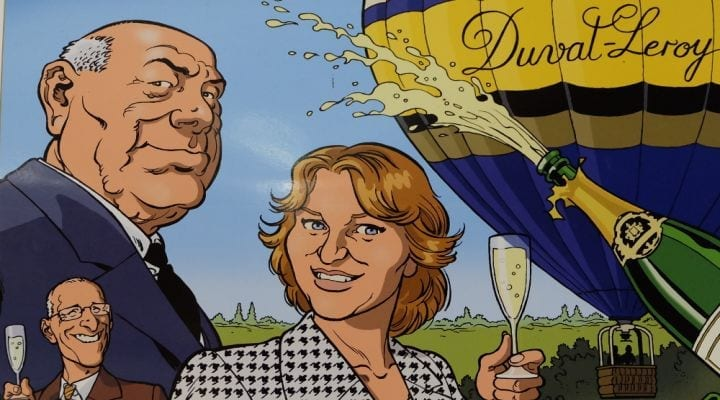 Discovering Champagne Duval-Leroy
