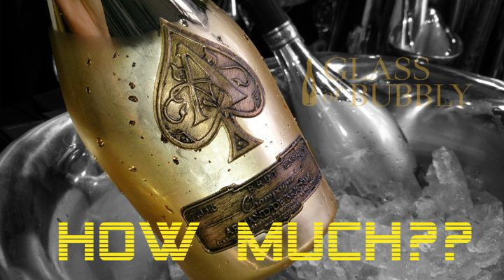How much should you pay for a bottle of Champagne?