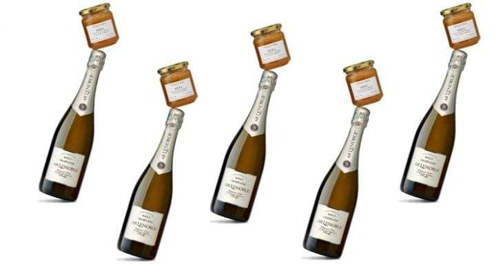 A.R Lenoble Honey from Champagne
