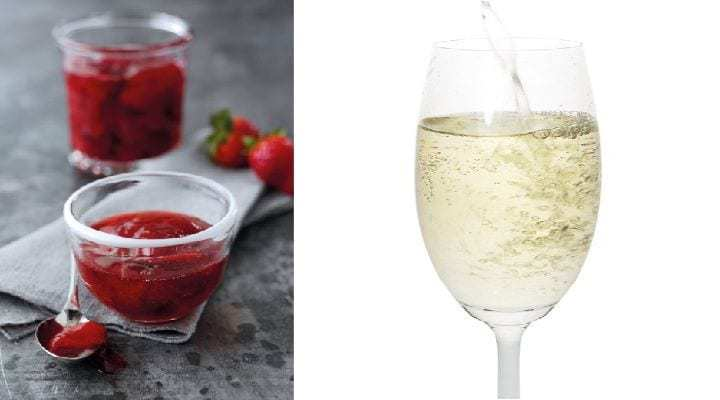 Make Strawberry Prosecco Jam with Tate & Lyle