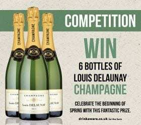 Win 6 Bottles of Louis Delaunay Champagne (NOW CLOSED)