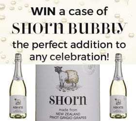 Win a Case of Shorn Bubbly (NOW CLOSED)