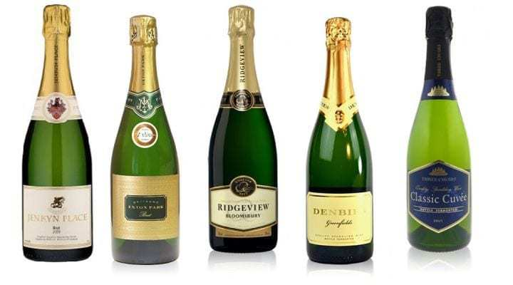 English Sparkling Wine under £25