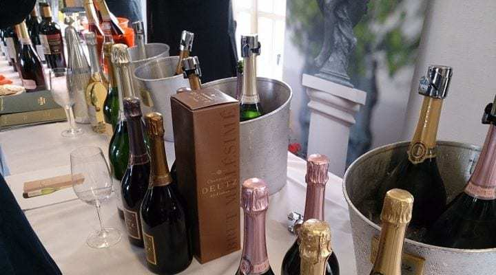 Champagne & Sparkling Wine at London Wine Fair