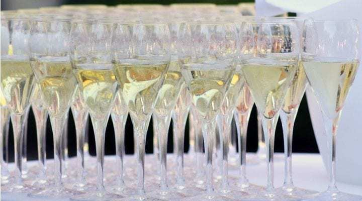 Successful Summer for English Sparkling Wine