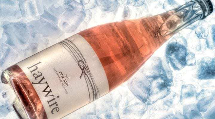 Pink Bub from Haywire Winery
