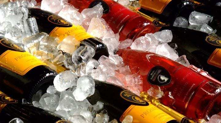 Prosecco - Italian sparkling wine